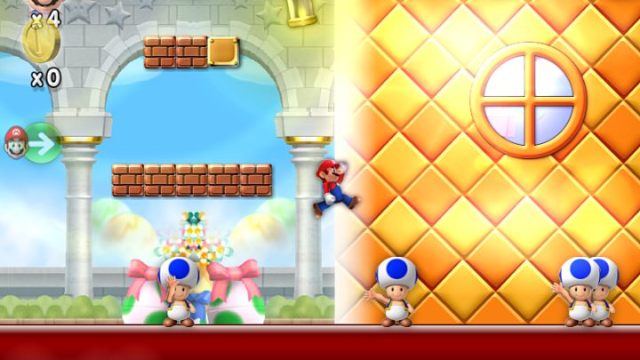 New Super Mario Forever
