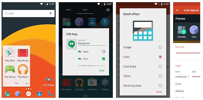 Nova Launcher Prime za darmo aplikacja do pobrania