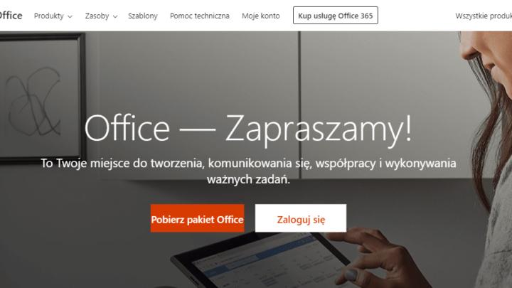Office Online bezpłatne aplikacje