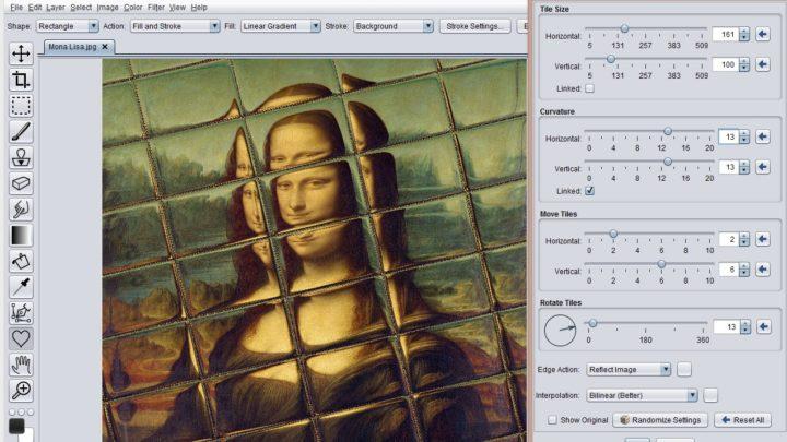Pixelitor edytor grafiki rastrowej
