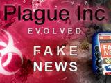 Plague Inc: Evolved gra symulator zarazy, plagi, koronawirus