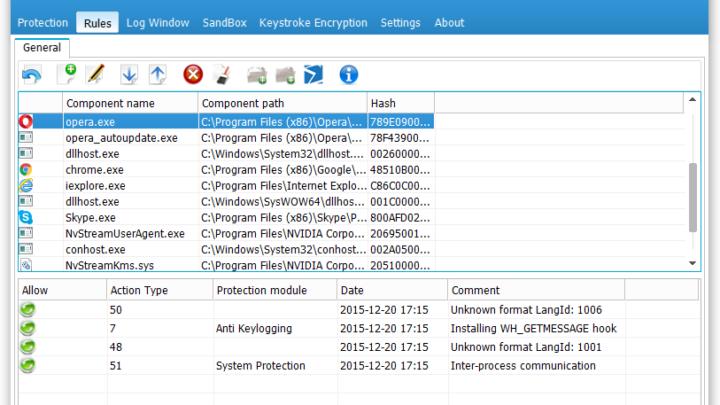 SpyShelter Premium Anty Keylogger za darmo