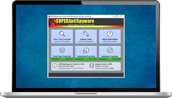 SUPERAntiSpyware Professional za darmo