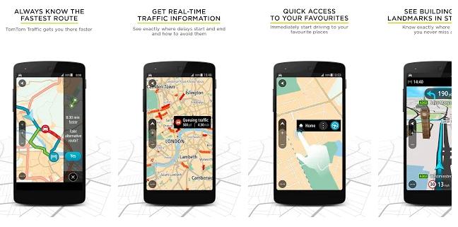 TomTom GPS Nawigacja Korki za darmo