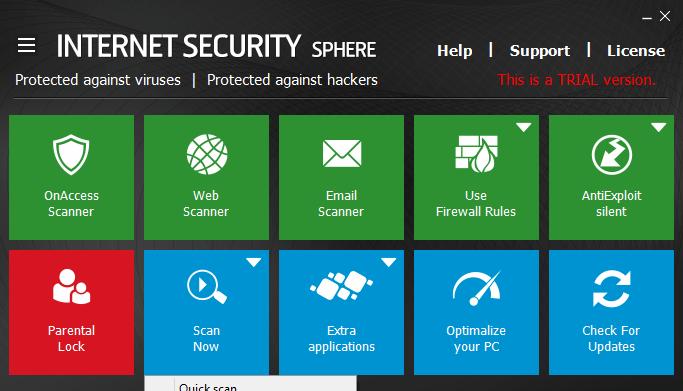 TrustPort Internet Security za darmo