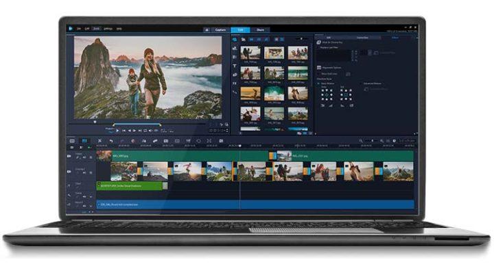 VideoStudio program tworzenia i edycji filmów
