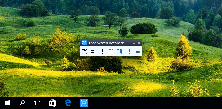 Free Screen Video Recorder rejestrator wideo