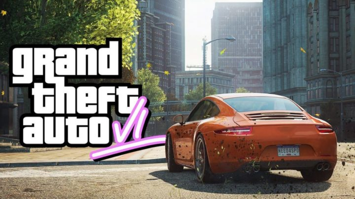 GTA 6 Grand Theft Auto VI trailer premiera gry