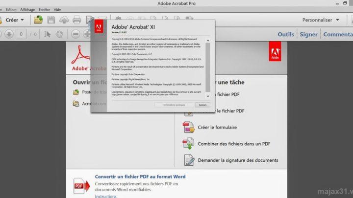 Adobe Acrobat XI Pro za darmo do pobrania