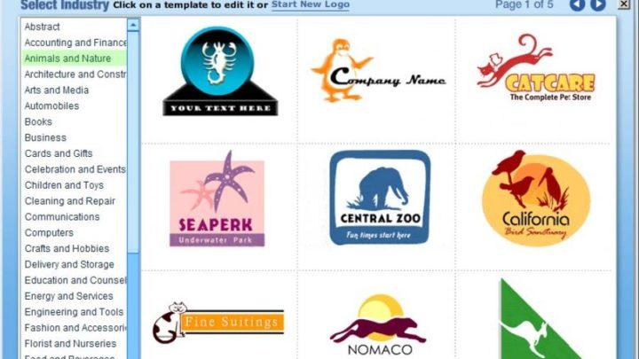 LogoSmartz program do logotypów darmowy