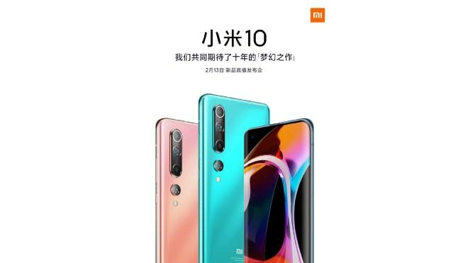 Xiaomi Mi 10 cena, premiera i dane techniczne