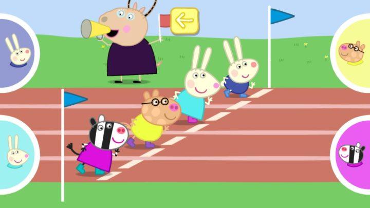 Świnka Peppa Dzień sportu za darmo na Android