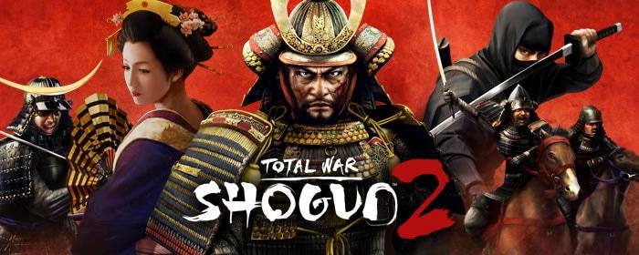 Total War SHOGUN 2 za darmo