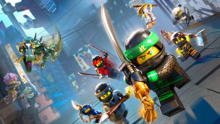 The LEGO NINJAGO Movie Video Game za darmo na Steam i Xbox