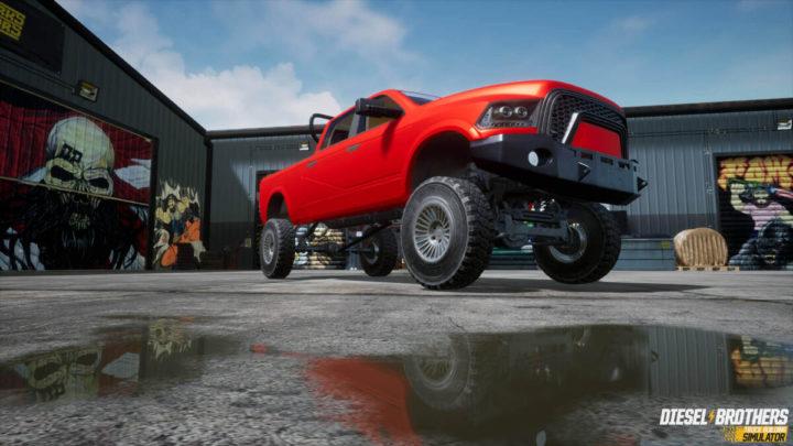 Diesel Brothers Truck Building Simulator Editor za darmo
