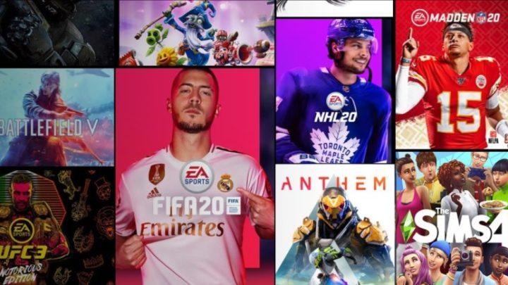 EA Access za darmo