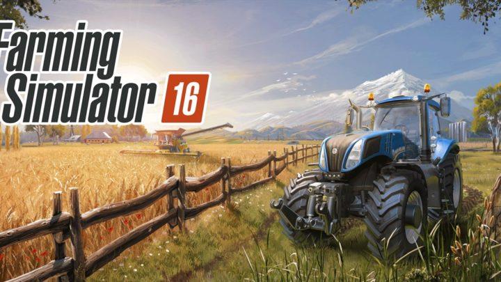 Farming Simulator 16 za darmo