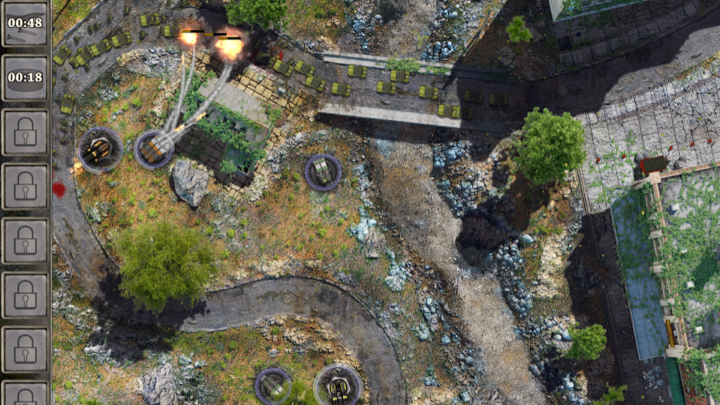 Gra Defense Zone 2 i 3 na Android za darmo