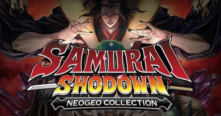 Samurai Shodown NEOGEO Collection za darmo