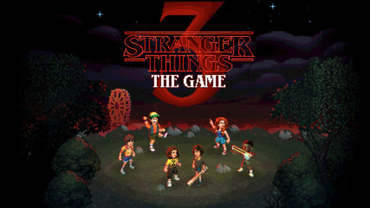 Stranger Things 3 The Game za darmo