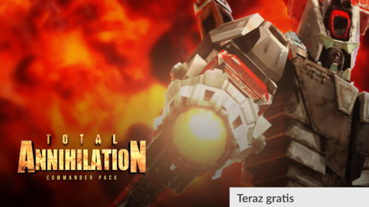 Total Annihilation Commander Pack za darmo