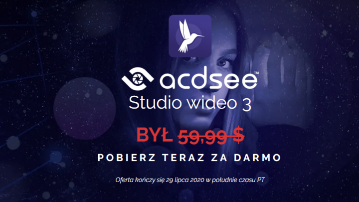 ACDSee Video Studio 3 za darmo