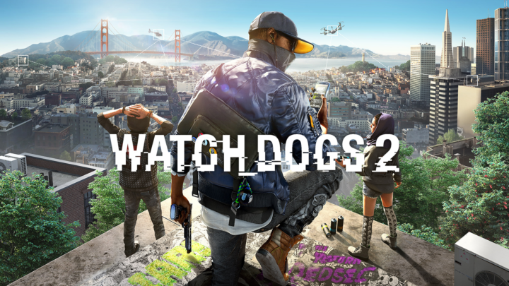 Watch Dogs 2 za darmo na PC