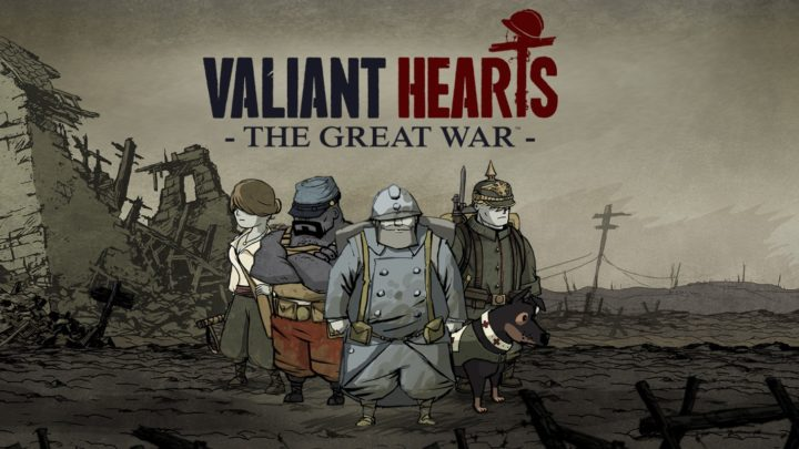 Valiant Hearts The Great War za darmo