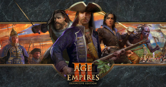 Age of Empires III Definitive Edition za darmo