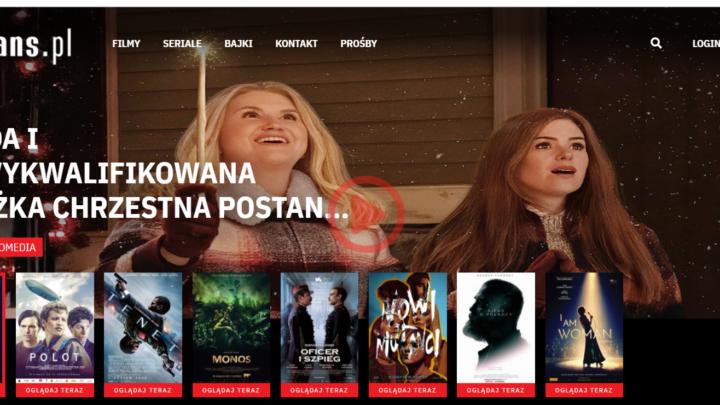 HDseans.pl filmy, seriale i bajki online