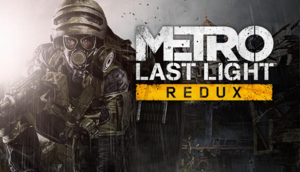 Metro Last Light Redux za darmo