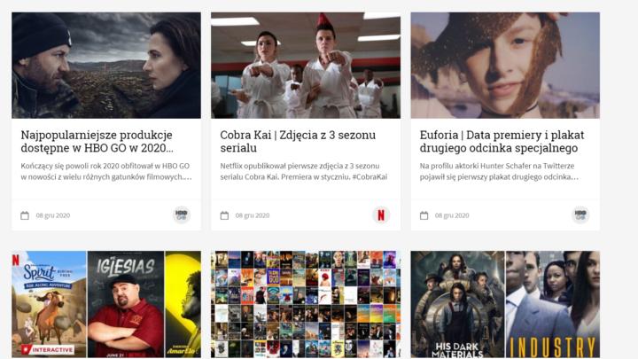 Gdzie obejrzeć filmy i seriale online?