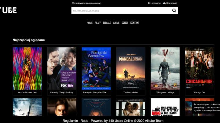 ALLTUBE filmy i seriale online