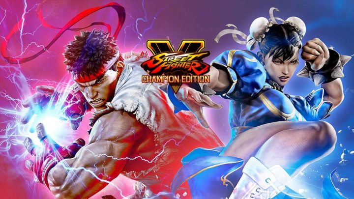 Street Fighter V Champion Edition za darmo