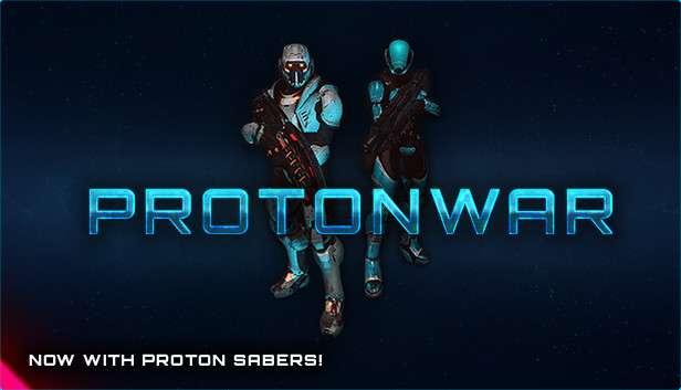 Protonwar za darmo gra strzelanka VR