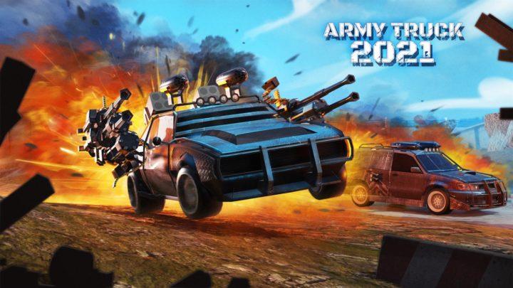 Army Truck 2021 za darmo