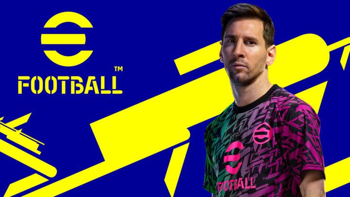 eFootball PES 2022 za darmo do pobrania